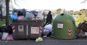 Ven a crecer con los residuos urbanos, producir 500 kg-to-head