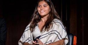 Xiye Bastida, la Greta en Nueva York: No necesitamos un vértice sólo para los jóvenes