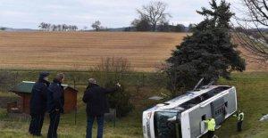 Alemania, el accidente de un autobús escolar: dos niños muertos