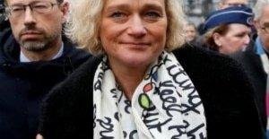 Bélgica, Delphine es la hija ilegítima del ex rey Alberto II. La confirmación en el Adn