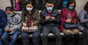 Coronavirus de China: estudio Gb a Wuhan puede ser de hasta 350 mil contagios