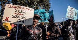 De seguridad decreto, El ahogado de la hostia, resultado: la segregación y la delincuencia