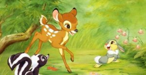 Disney, también Bambi devuelve, pero después de 80 años es en el hyperrealistic el estilo de los nuevos 'El Rey León'