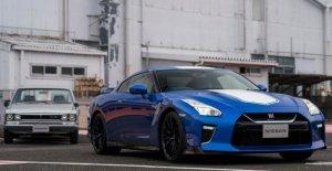 El GT-R 50 Aniversario de la Edición, cuando el Nissan impresiona