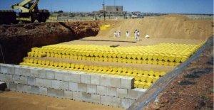 El almacenamiento de los residuos nucleares, las preocupaciones sobre la seguridad de los contenedores