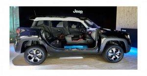 Jeep híbrido, se inicia con Renegade y Brújula
