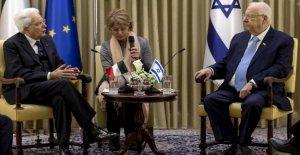 Jerusalén, 75 años después de la liberación de Auschwitz. Mattarella: siempre Lucha contra el antisemitismo