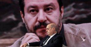 La Rai. El Pd en contra de Bruno Vespa: Un lugar en el pro Salvini en el lanzamiento de puerta en puerta durante el intervalo, el Juventus-Roma