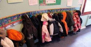 La escuela, en Belluno investigado 30 directores de admisión de los niños no vacunados