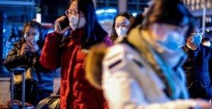 Los virus de Wuhan, el gran temor en el Politécnico de Bari de una sospecha: departamento de blindados para un cantante hospitalizado