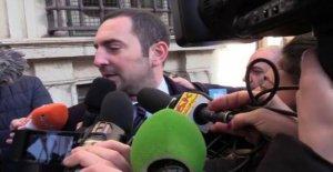 Nápoles, Spadafora: El gobierno va a seguir adelante, independientemente de la elección en la región de Emilia