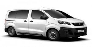 Peugeot Expert Combi, ahora BlueHDi 120