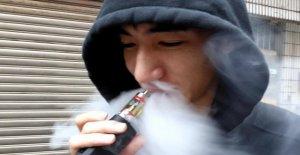 Que: los cigarrillos electrónicos dañinos y no es seguro