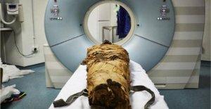 Reconstruida la voz de una momia de 3 mil años