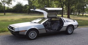 Regreso al futuro: la nueva producción del legendario DeLorean
