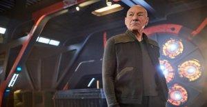 'Star Trek, Patrick Stewart es todavía Picard, un hombre contra todos: Si pudiera volver atrás yo sólo tendría la más descarada