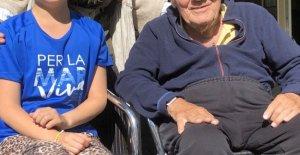 Abuelo muere de Greta, mientras que el miembro cumpla con Malala en Londres: él Era el hombre más amable que he conocido