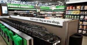 Amazon Ir, se abre el supermercado en Seattle: alimentos frescos, sin (o casi) comprometido