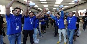 Apple tendrá que compensar a los empleados que ha buscado después del trabajo