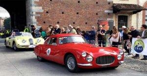 Camino libre a Milán para vehículos históricos más de 40 certificados