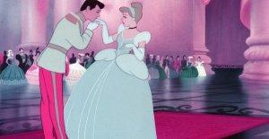 Cenicienta, de 70 años llegó el cuento de la película de animación que salvó a Walt Disney