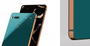 Cerca Esencial, el anti iPhone creado por Andy Rubin, el padre de Android