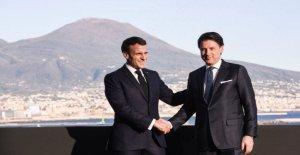 Coronavirus, Macron Napoli: No habrá fronteras con Italia
