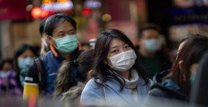 Coronavirus, en China, LA necesidad de identificar que no llevaba la máscara