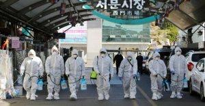 Coronavirus en el mundo: 78.766 infectados, 2461 muertes. En China, el otro 97 víctimas