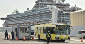 Coronavirus, muerto dos de los pasajeros de la nave Diamond Princess. En Corea del Sur, descubierto 'super difusor'