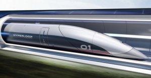 Desde Milan Malpensa aeropuerto y a 10 minutos a miles de km/h: Fnm estudiar el proyecto del tren Hyperloop