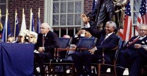 El Apartheid no era un crimen: la tormenta en el ex presidente de sudáfrica