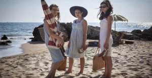 El 'amigo del genio', los nuevos episodios, dirigida por Alice Rohrwacher: he traído a la serie de vacaciones