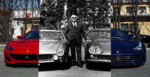 Feliz cumpleaños Enzo Ferrari celebra como el de Drake