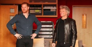 Gb, Harry canta con Bon Jovi en Abbey Road. Sin el título real es la batalla de un seguidor con William en Instagram