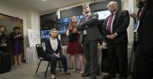 Hillary Clinton, su vida en una película: en Berlín, relata la historia de la esposa, el político, el de la mujer