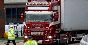 La masacre de el camión frigorífico, Hanoi incrimina a siete personas en gran Bretaña