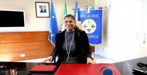 La región de Calabria, el anuncio del presidente Santelli: El Capitán Último el concejal de medio ambiente