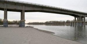 La sequía del río Po, hacia los niveles de los meses de verano. La alarma de Coldiretti: anormales Climático en el conjunto de Italia