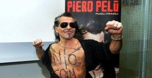 Los 'Golpes frágiles', Piero Pelù, de cuarenta años de música y libertad