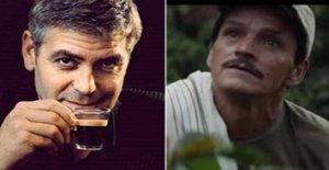Los granos de café Nespresso George...