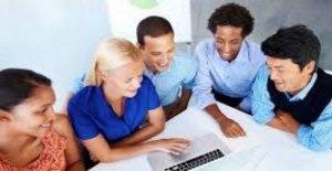 Los jóvenes, para enseñar a los empresarios a los niños en condiciones de marginalidad