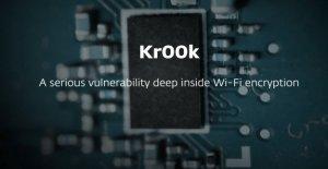 Más de mil millones de dispositivos con Wi-Fi-en-riesgo: toda la culpa de Kr00k