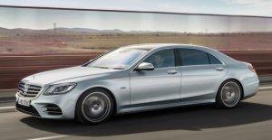 Mercedes e-Clase S560e, el super hybrid se sirve
