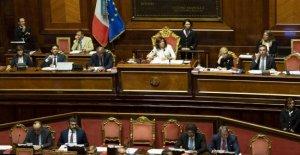 Milleproroghe, los votos en el Senado de la confianza: ahora es la ley