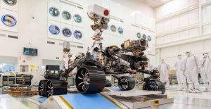 Necesitamos un nuevo Rover Lunar. Y...