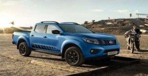 Nissan Navara N de la Guardia, una nueva mirada y un mejor rendimiento off-road