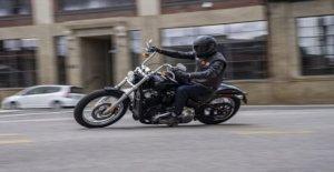Nueva Softail Standard, pasión Harley