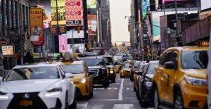 Nueva York, retorno de la lavadora, como en los años 80 y 90