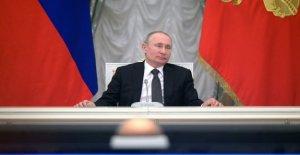 Putin revela: hubo un plan para reemplazar a mí con un doppelgänger, pero yo me negué